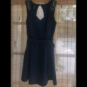 BCX Blue Embellished Dress